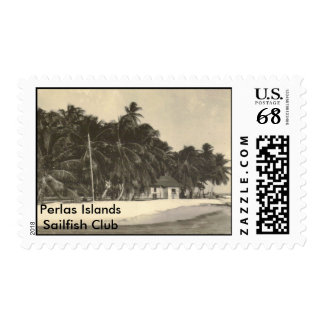 Palm Picture 2, Pearlas Island   S... - Customized Postage