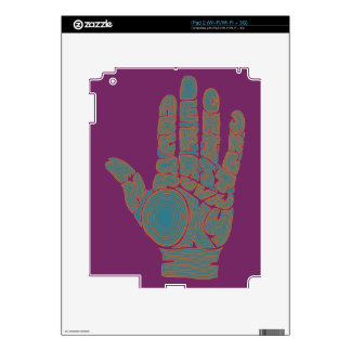 Palm Reader #1 Skin For The iPad 2