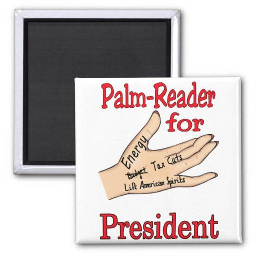 Palm Reader Refrigerator Magnets