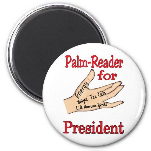 Palm Reader Magnet