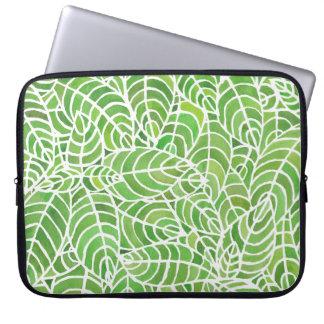 Palm Room Watercolour Laptop Sleeve