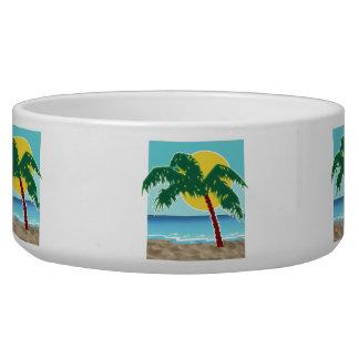 Palm, Sea & Sun Bowl