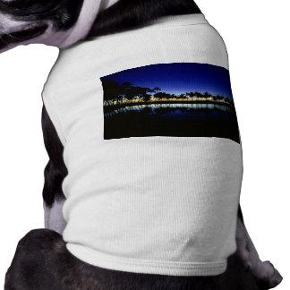 palm_silhouette_big_island_hawaii shirt