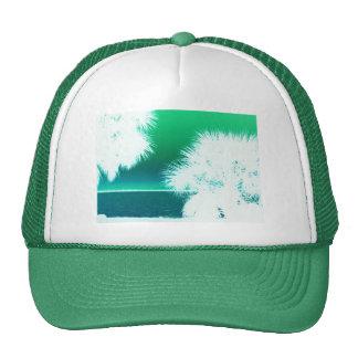 Palm Snow Trucker Hat