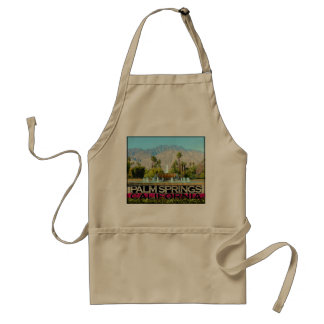 Palm Springs Adult Apron