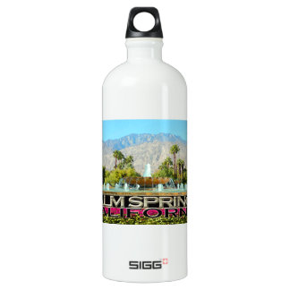Palm Springs Aluminum Water Bottle