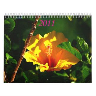 Palm Springs Blooms Wall Calendars