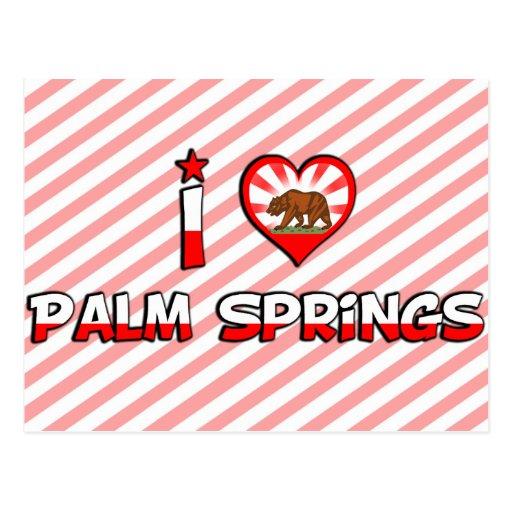 Palm Springs, CA Postcard