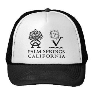 Palm Springs del Glyph Gorra