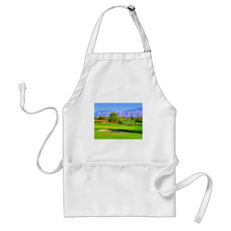 Palm Springs Golf.JPG Adult Apron