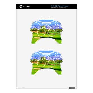 Palm Springs Golf.JPG Xbox 360 Controller Decal