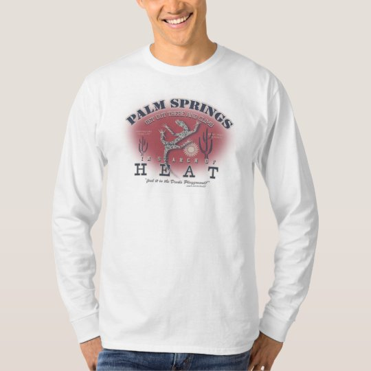 Palm Springs Lizard T-Shirt