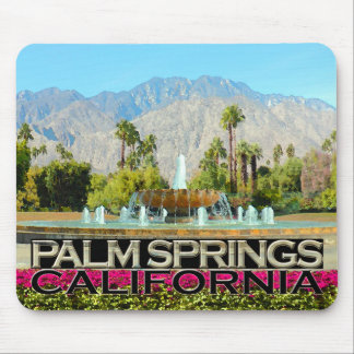 Palm Springs Mouse Pad
