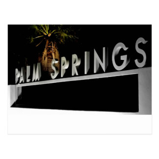 Palm Springs Post Cards