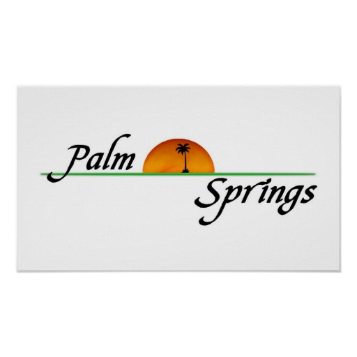 Palm Springs Posters