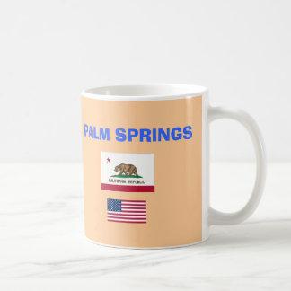 Palm Springs * taza del código del aeropuerto PSP