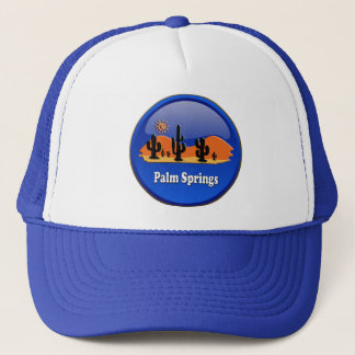Palm Springs Trucker Hat