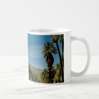 Palm Springs View Coffee Mug