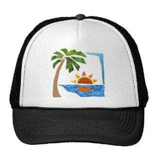 Palm, Sun & Sea Hats