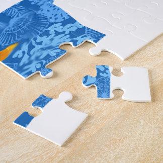 Palm, Sun & Sea Puzzle