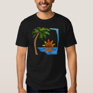 Palm, Sun & Sea T-Shirt