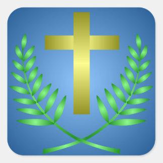 Palm Sunday Easter Sticker