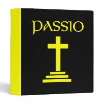 Palm Sunday/Good Friday Passion Binder (Black)