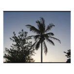 Palm Sunset Personalized Invite