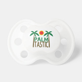 Palm Tastic Baby Pacifier