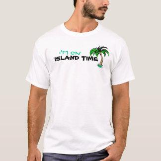 palm_tree_05, ISLAND TIME, I'M ON T-Shirt