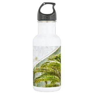 Palm Tree :) 18oz Water Bottle
