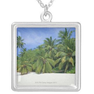 Palm Tree 3 Necklace