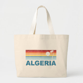 Palm Tree Algeria Jumbo Tote Bag