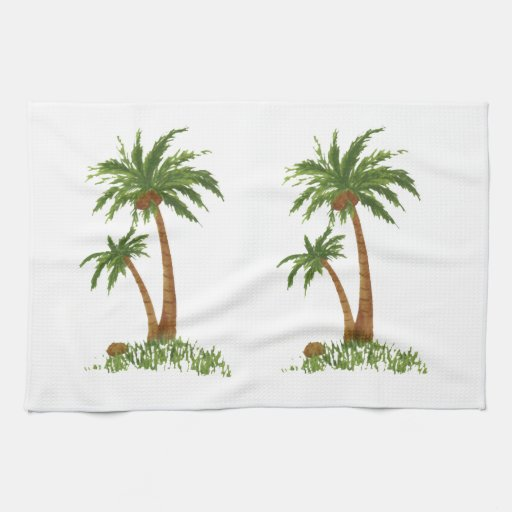 Palm Trees Printable For Towels Patterns Patterns Kid