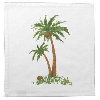 Palm Tree American MoJo Napkin