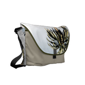 Palm Tree and Bench Bag