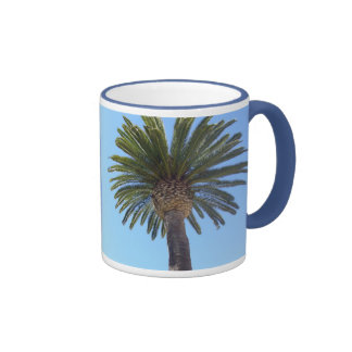 Palm Tree at San Diego, CA Coffee Mug