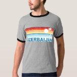 Palm Tree Azerbaijan Tshirts