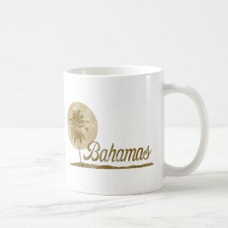 Palm Tree Bahamas Coffee Mug