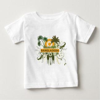 Palm Tree Bangladesh Baby T-Shirt