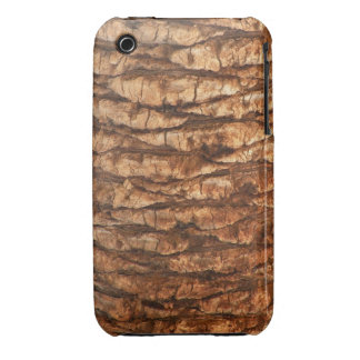 Palm Tree Bark iPhone 3G Case-Mate Barely There iPhone 3 Case