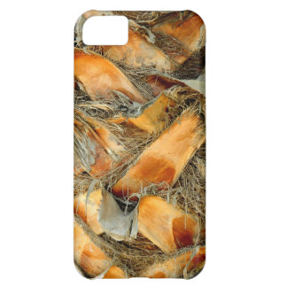 Palm tree bark natural texture case for iPhone 5C