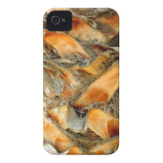 Palm tree bark natural texture Case-Mate iPhone 4 case