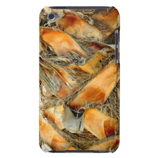 Palm tree bark natural texture iPod touch case