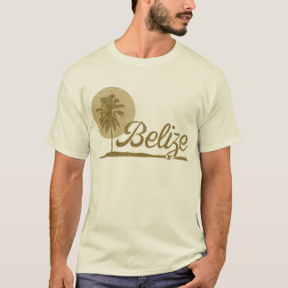 Palm Tree Belize T-Shirt