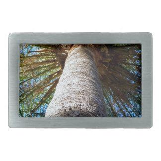 Palm Tree Belt Buckle