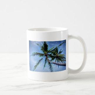 Palm Tree & Blue Sky Mugs