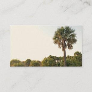 Palm tree business cards zazzle palm tree business cards colourmoves