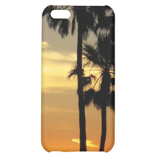 Palm Tree Case Cover For iPhone 5C
