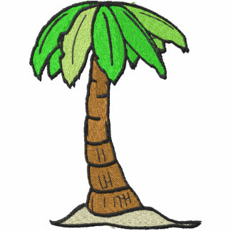 Palm Tree Chest